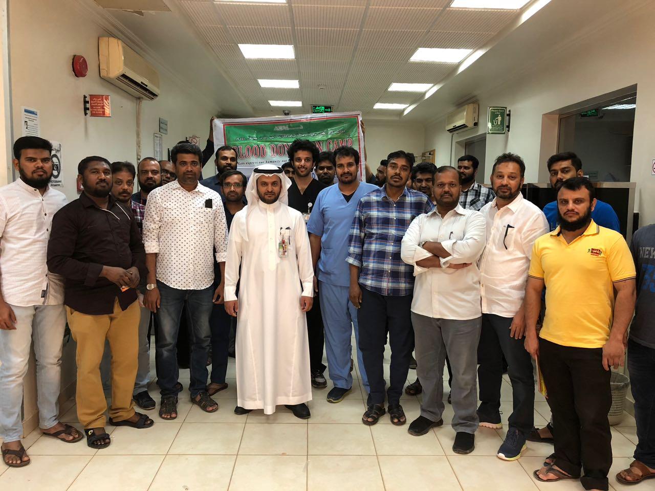 TNTJ organizes massive blood donation camp for 2018 Haj pilgrims.