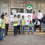 On the eve of Saudi Arabia 90th National Day, Mega Blood Donation Camping were Conducted in Saudi Capital